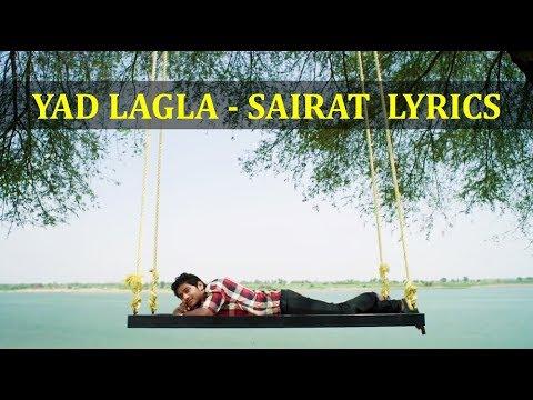 Yad Lagla – Sairat Lyrics [MARATHI | ROM | ENG] | Ajay-Atul | Akash Thosar & Rinku Rajguru