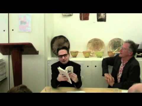 2012 Menno Wigman in de salon