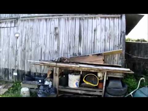 RT ttb-offgrid - Changed the bench site, cut wood