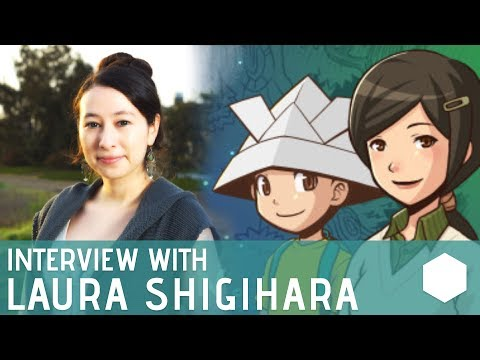Sunder - Interview with Rakuen developer Laura Shigihara