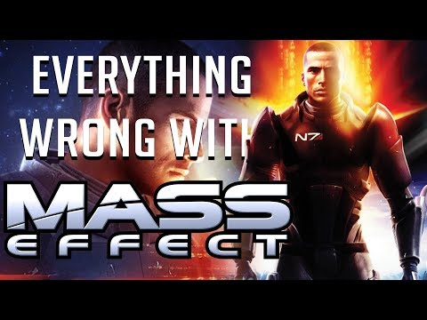 GamingSins: Everything Wrong with Mass Effect