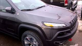 "2014 Jeep looks ""platypussy"" ?"