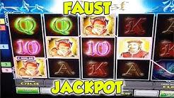Faust JACKPOT auf 2€ - Freispiele Novoline Online Casino HD