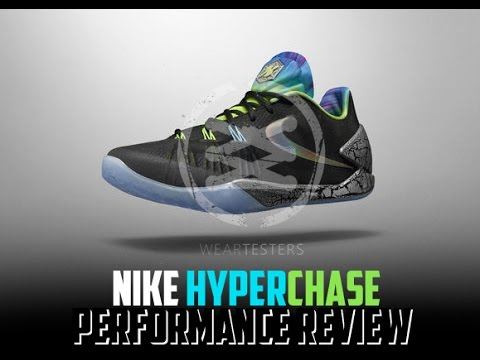 Nike Hyperchase Performance Review