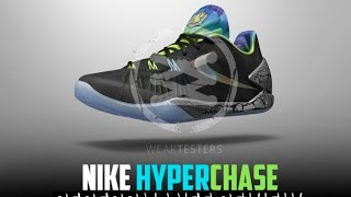 Nike Hyperchase James Harden PE - YouTube 9c20f3c559