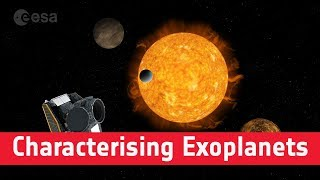 CHEOPS - Characterising Exoplanets