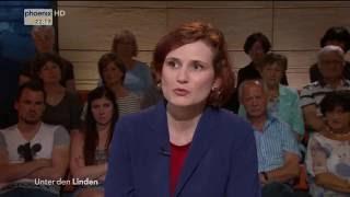 """""""Das bedingungslose Grundeinkommen - Utopie oder Realität?"""" - Unter den Linden am 06.06.2016"""