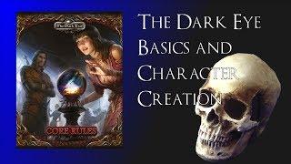 The Dark Eye - Basics and Character Creation