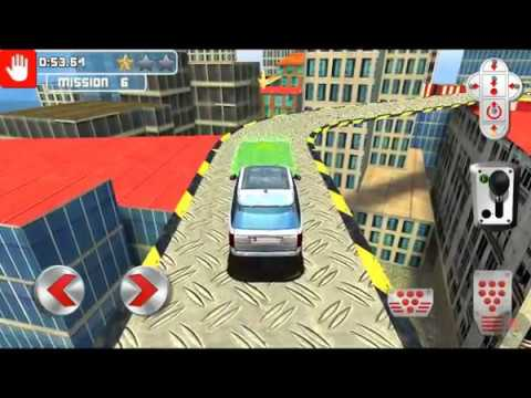 car parking full roof jumping game new android games free car games games for kids car stunts