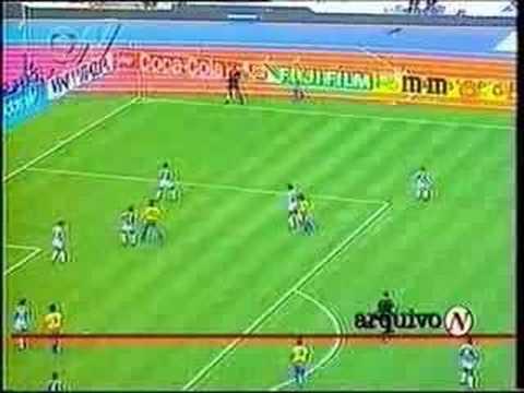 O Brasil na Copa de 1990