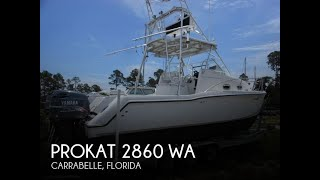 Used 2003 ProKat 2860 WA for sale in Carrabelle, Florida