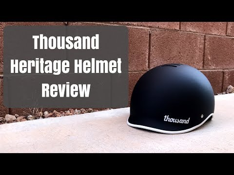 Thousand Helmet Review - The helmet you'll actually want to wear!