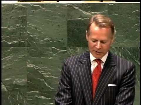 Dreier Addresses the Inter-Parliamentary Union at UN General Assembly