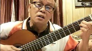 Thương Về Miền Trung (Châu Kỳ) - Guitar Cover
