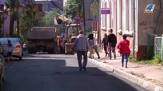 На капітальний ремонт перекрили вулицю Глиняну, а відкрили Січових Стрільців