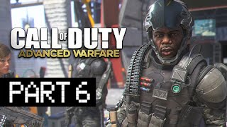 call of duty advanced warfare walkthrough part 6 utopia ps4 gameplay commentary