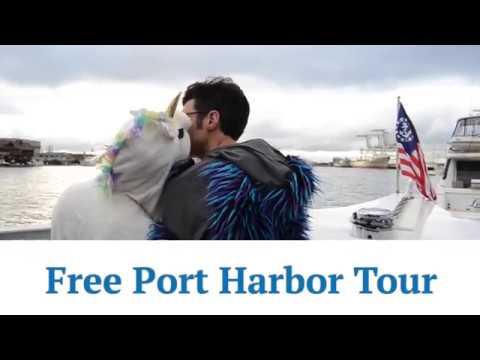 Port of Oakland FREE harbor tours!
