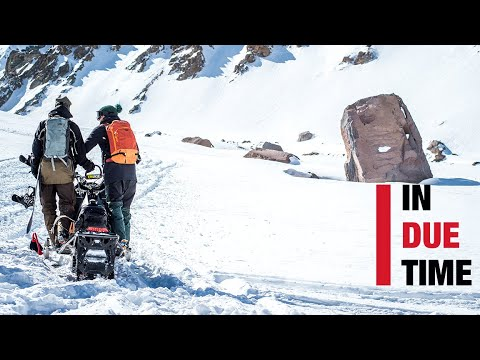 Jake Blauvelt & Hana Beaman in Chile: In due time