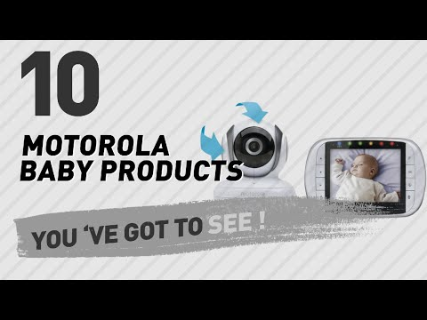 Motorola Baby Products Video Collection // New & Popular 2017