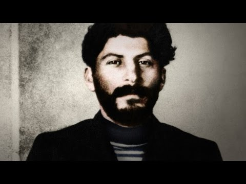 At An Early Age Stalin was Ruthless in his Criminal Activities