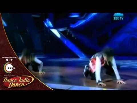 DID Dance Ke Superkids - Episode 5 of 8th September 2012 - Faisal & Rohan