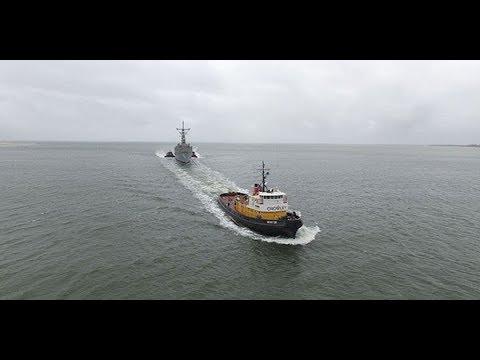 Emergency Tow Vessel