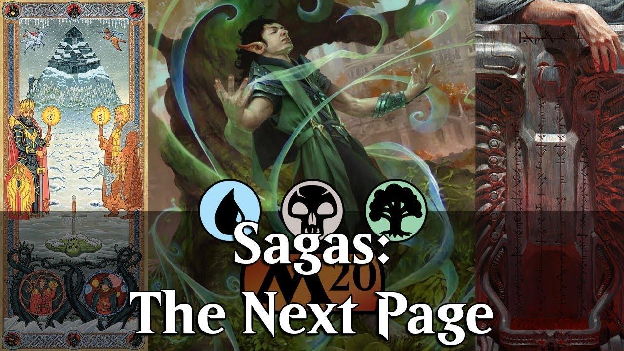 MTG Arena M20 | Sultai Saga Proliferate DeckTech & Gameplay [Livre]