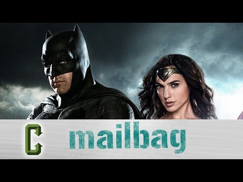 Will Wonder Woman Be Batman's Love Interest In Future DC Films? - Collider Mail Bag