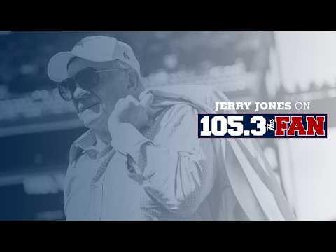 Jerry Jones on 105.3 The Fan | 12/10/19 | Dallas Cowboys 2019