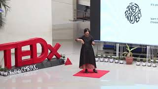 Art: A way to express yourself | Ankita Shinde | TEDxYouth@CMRPUC