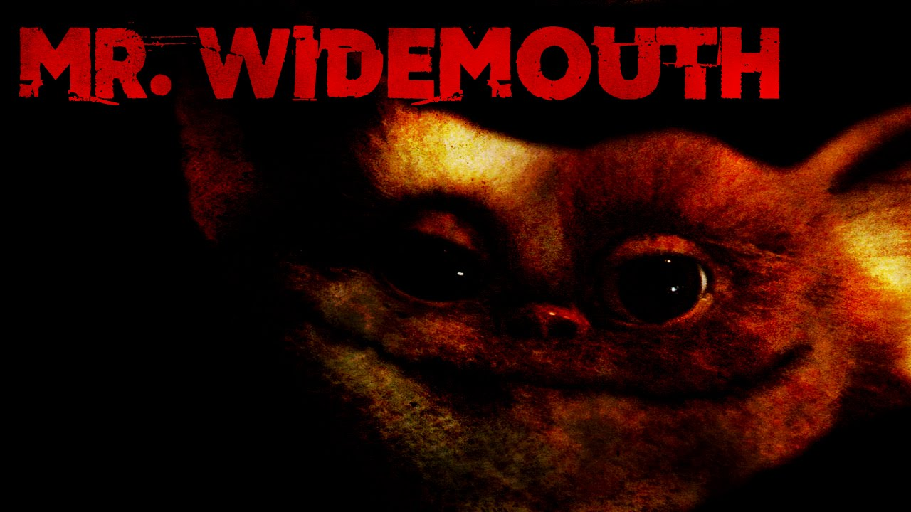 Creepypasta Mr Widemouth
