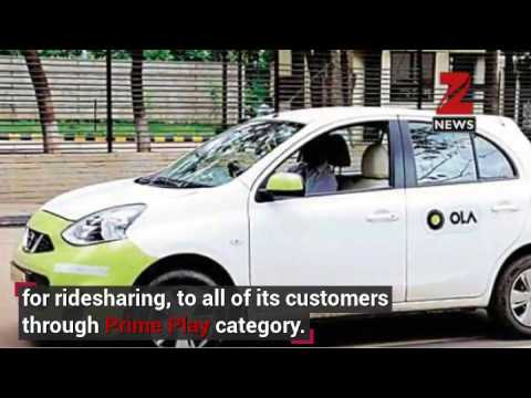 Connect car platform Ola Play now available to all