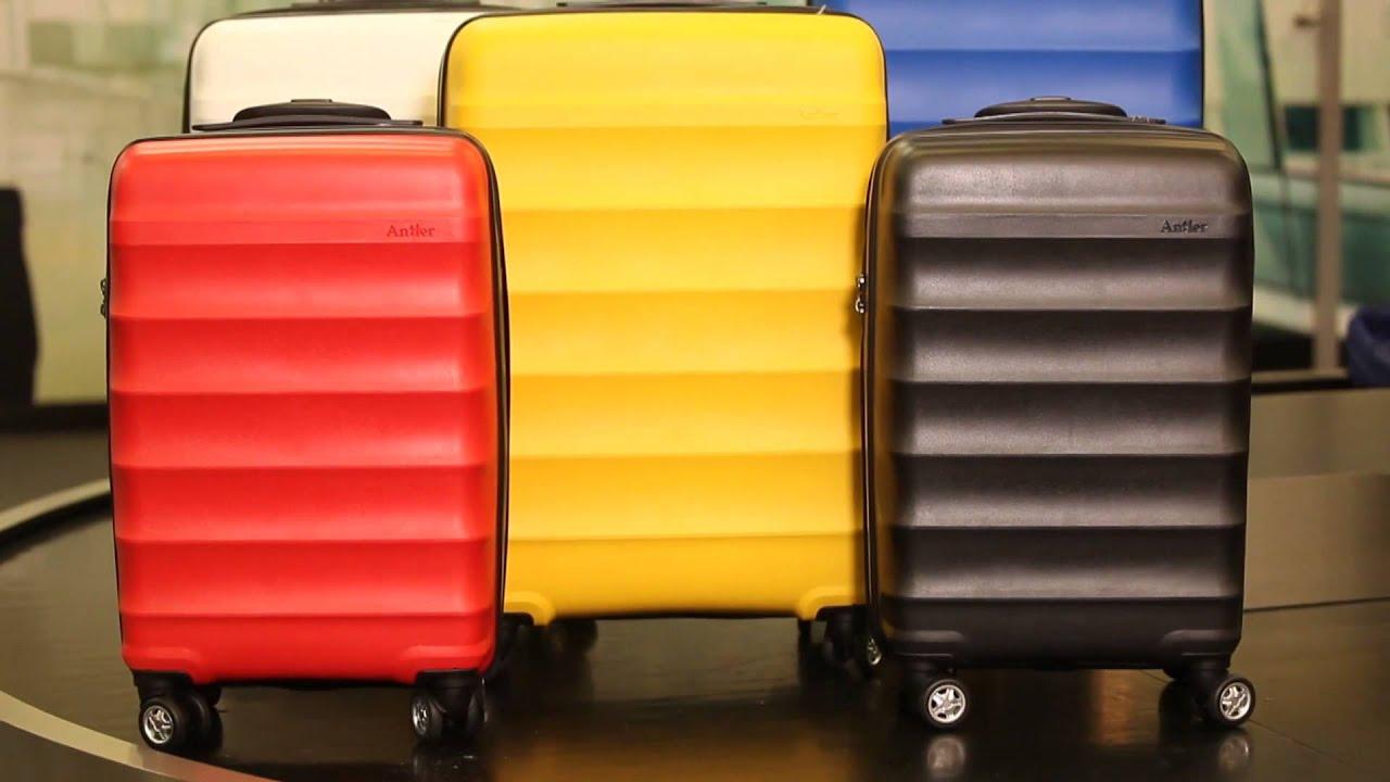 Tour The World Tv Antler Luggage Introducing Juno Range You