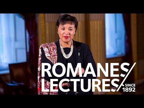 Patricia Scotland QC's Romanes Lecture 2016