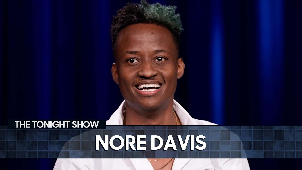 Nore Davis Explains the Struggles of Being a Millennial | The Tonight Show Starring Jimmy Fallon