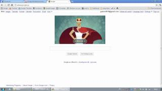 Freddie Mercury anniversary 65th Birthday Google Doodle (шестьдесят пять лет)