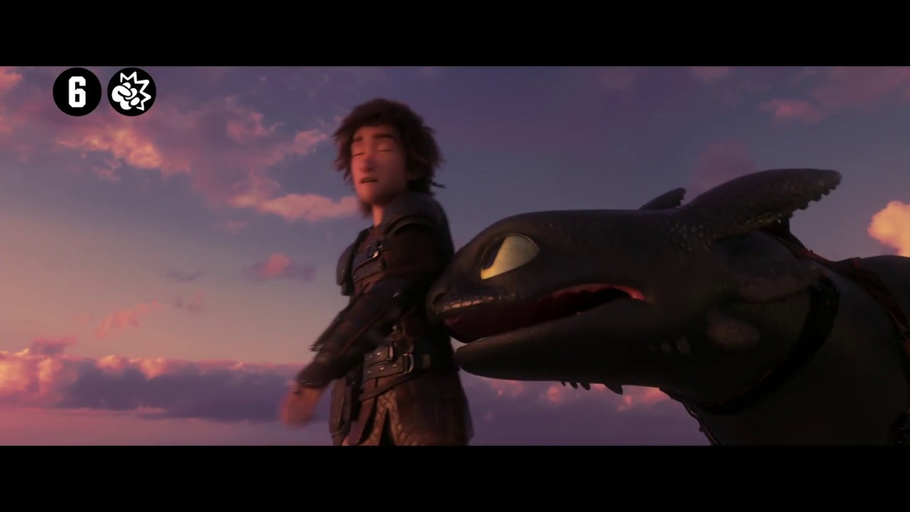 bol.com | Hoe Tem Je Een Draak 3 (How To Train Your Dragon ...