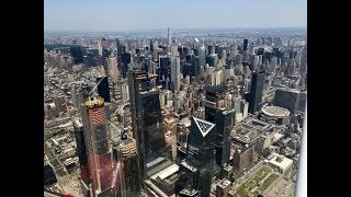 GAXC5:  VR 360 New York City VFR North Transition w/ ATC Audio