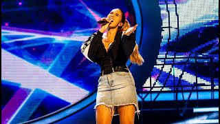 Ambér Flores When Love takes over  David Guetta feat Kelly Rowland  Idol Sverige (TV4)