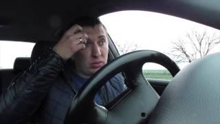 Водитель на евро номерах и полиция Одесской области