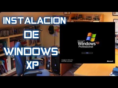 INSTALACIÓN DE WINDOWS XP DESDE USB | LA FORMA MÁS RÁPIDA Y SEGURA| MEGA TUTORIAL | MEDIAFIRE Y MEGA