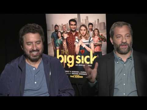 The Big Sick Full Interview Ray Romano & Judd Apatow
