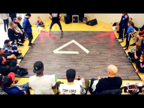 Battle Break - Dance Industrie Showdown Orléans - KMerzo prod.
