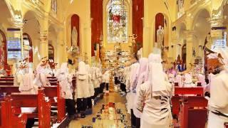 Học viện Dòng Phaolô: Hành hương Năm Thánh