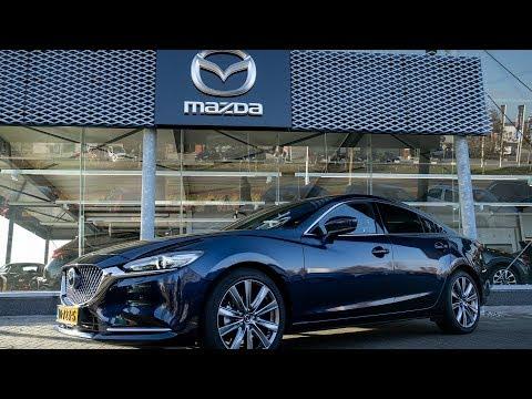 AutoZeelandtest van de Mazda 6 SKYACTIVE G-165 AT Signature