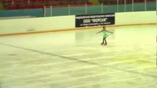 Выступление Маши - декабрь 2011 (фигурное катание)