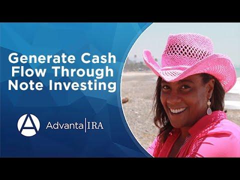 Generate Cash Flow Through Note Investing