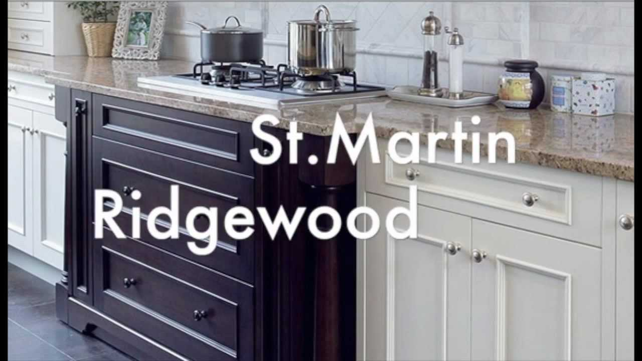 St.Martin Kitchen Cabinets