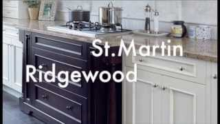 St.Martin Kitchen Cabinets