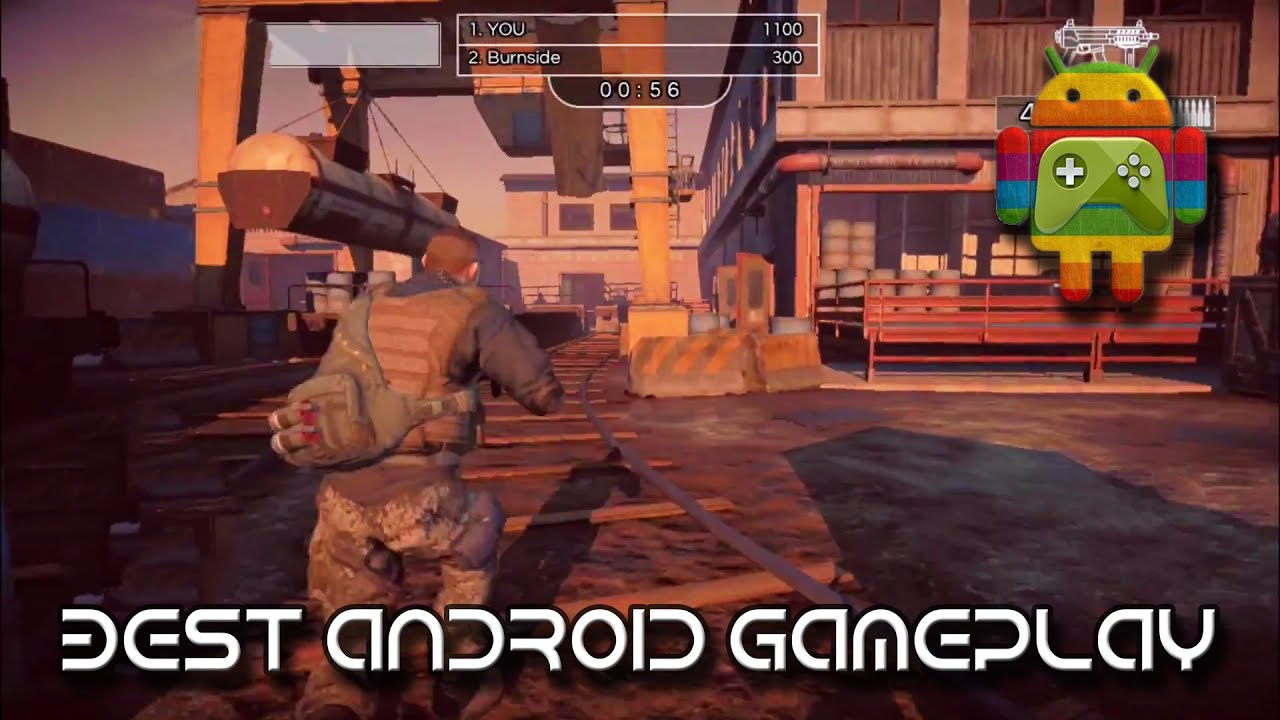 Afterpulse Android Gameplay Trailer